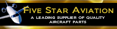 Five Star Aviation Large Banner - http://www.fivestaraviation.net